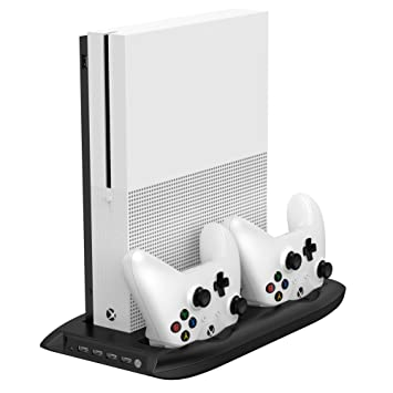 Amazon.com: Kootek - Soporte vertical para Xbox One S ...