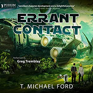 Errant Contact Audiobook