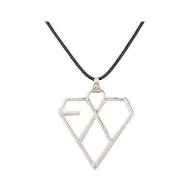 Buy access o risingg silver metal exo band pendant pendant for access o risingg silver metal exo band pendant pendant for unisex aloadofball Choice Image
