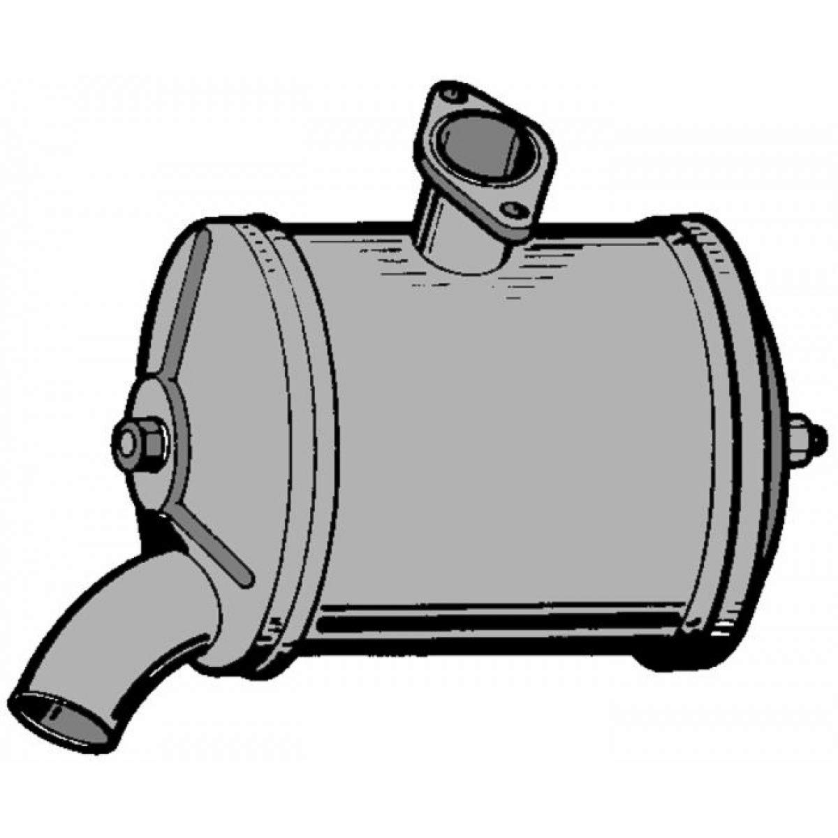 Le gusta 03455 silenciador para Jlo 101 - 152 Beta B 210 para ...
