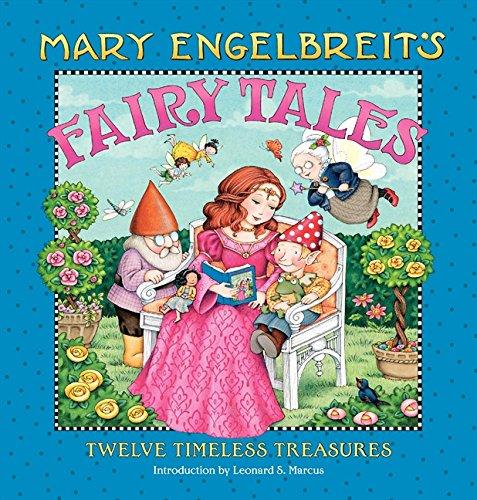 Download Mary Engelbreit's Fairy Tales: Twelve Timeless Treasures pdf