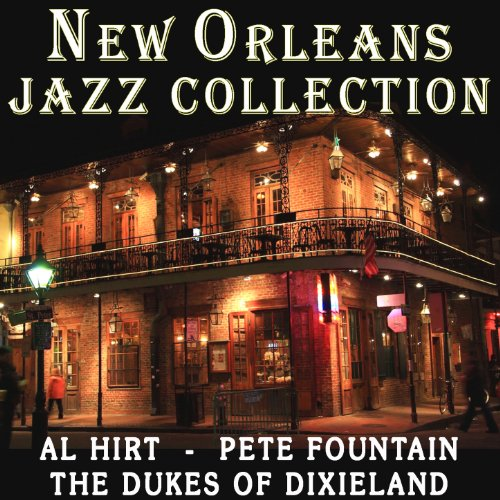 New Orleans Jazz Collection - French Quarter Favorites (Quarters Traditional)