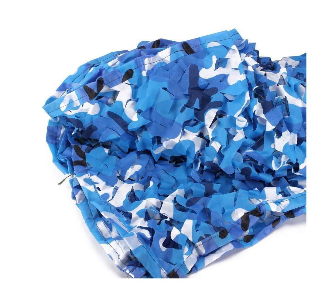 SJMWZW Rete Mimetica per Protezione Solare Oxford Camouflage Net for Camping Hidden Forest Caccia Camouflage Tenda Party Game Decorazione di Festa Disponibile in Una varietà di Dimensioni