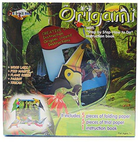 Yasutomo Deluxe Origami - 9