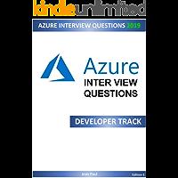Azure Interview Questions 2019: Developer Track