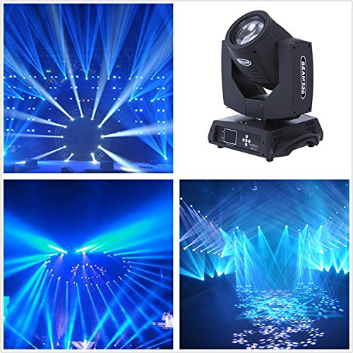 CHENYU 5R/7R Professional Moving Head Beam Light Disco Stage lighting With 230w Osram 7R Lamp by ChenYu