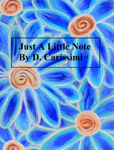 Just A Little Note (Angels Note Card)