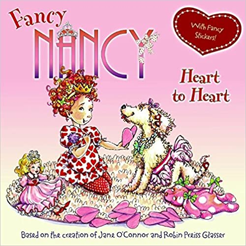 Fancy Nancy Valentine Book