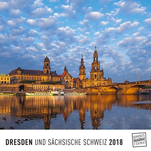 Wandkalender Dresden