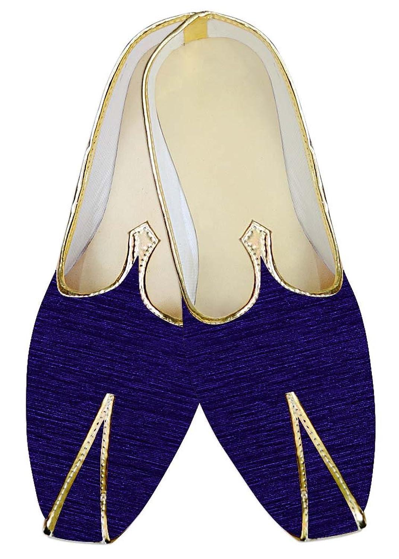 INMONARCH Hombres Zapatos de Bodas de Regencia Elegante MJ014131 40 EU