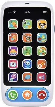 Zerodis Emulación Juguete de Teléfono móvil ... - Amazon.es