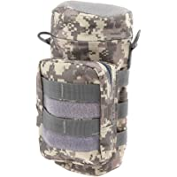F Fityle Molle H2O Pouch Water Bottle Holder for Outdoor Hunting Camping Hiking Trekking Riding