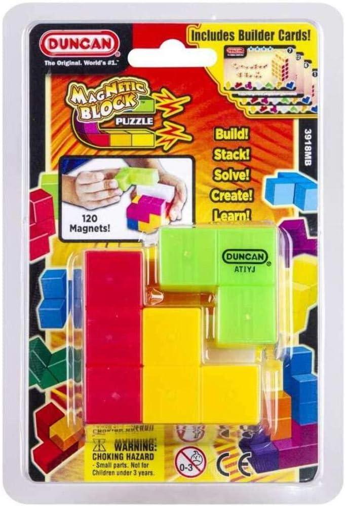 Duncan Magnetic Block Puzzle Game