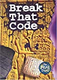 Break That Code, Lisa Thompson and Sharon Dalgleish, 0791084272