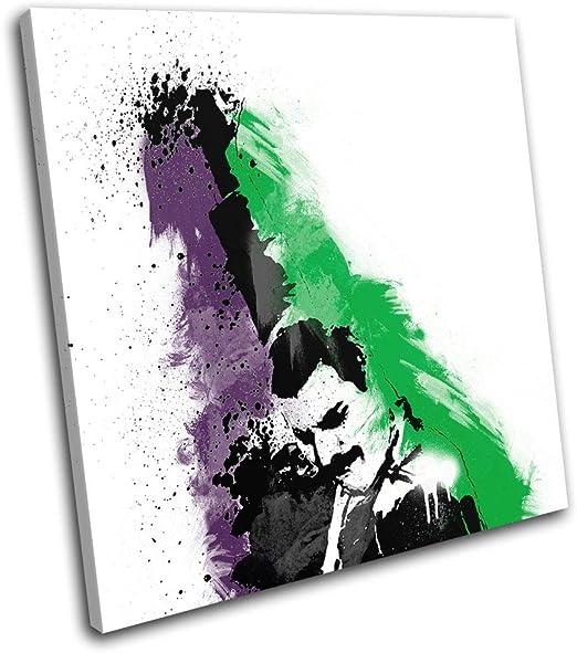 Bold Bloc Design - Freddie Mercury Queen Abstract Pop Musical ...