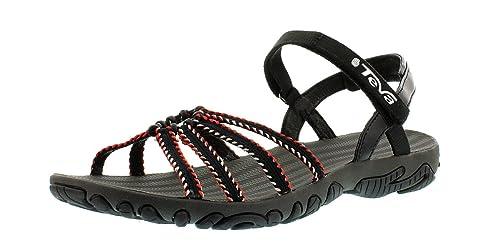 c3142845fa6e Teva Kayenta Dream Weave Ladies Black (Size  40) Sandals  .