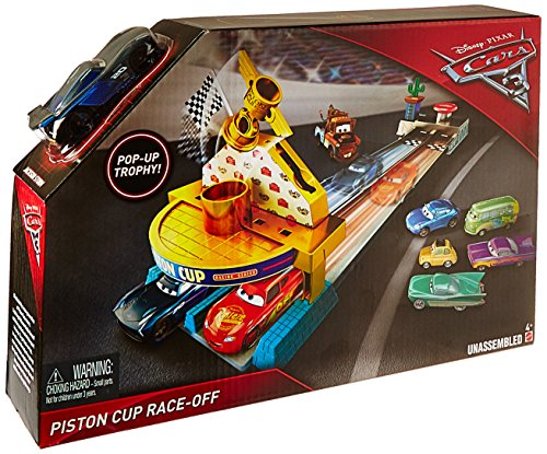 Disney Pixar Cars 3 Piston Cup Race-Off ()