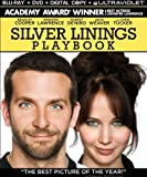 Silver Linings Playbook (Blu-ray + DVD + Digital Copy + UltraViolet) thumbnail