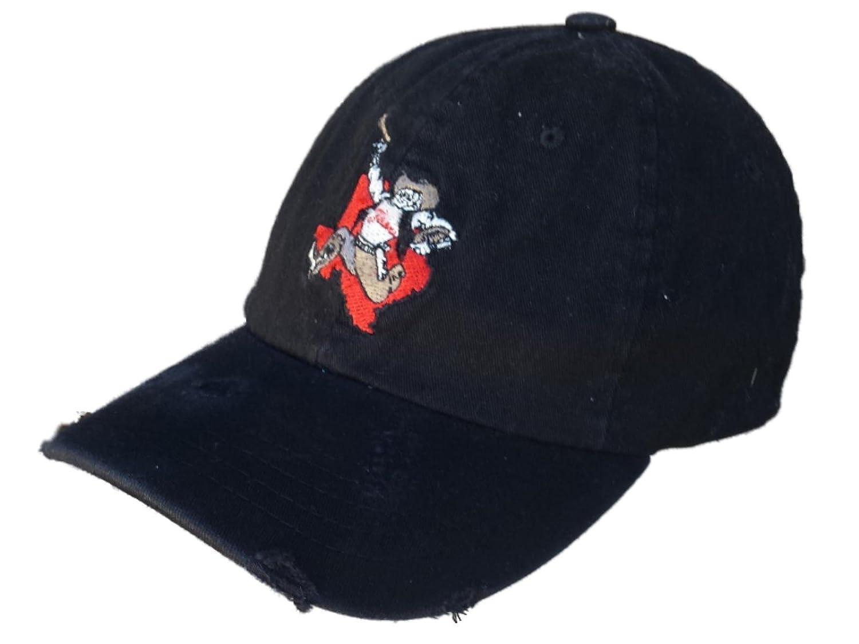 Amazon.com   Reebok Dallas Texans Black Worn Vintage Style Flexfit Hat Cap    Sports   Outdoors 4a75ad94ab0