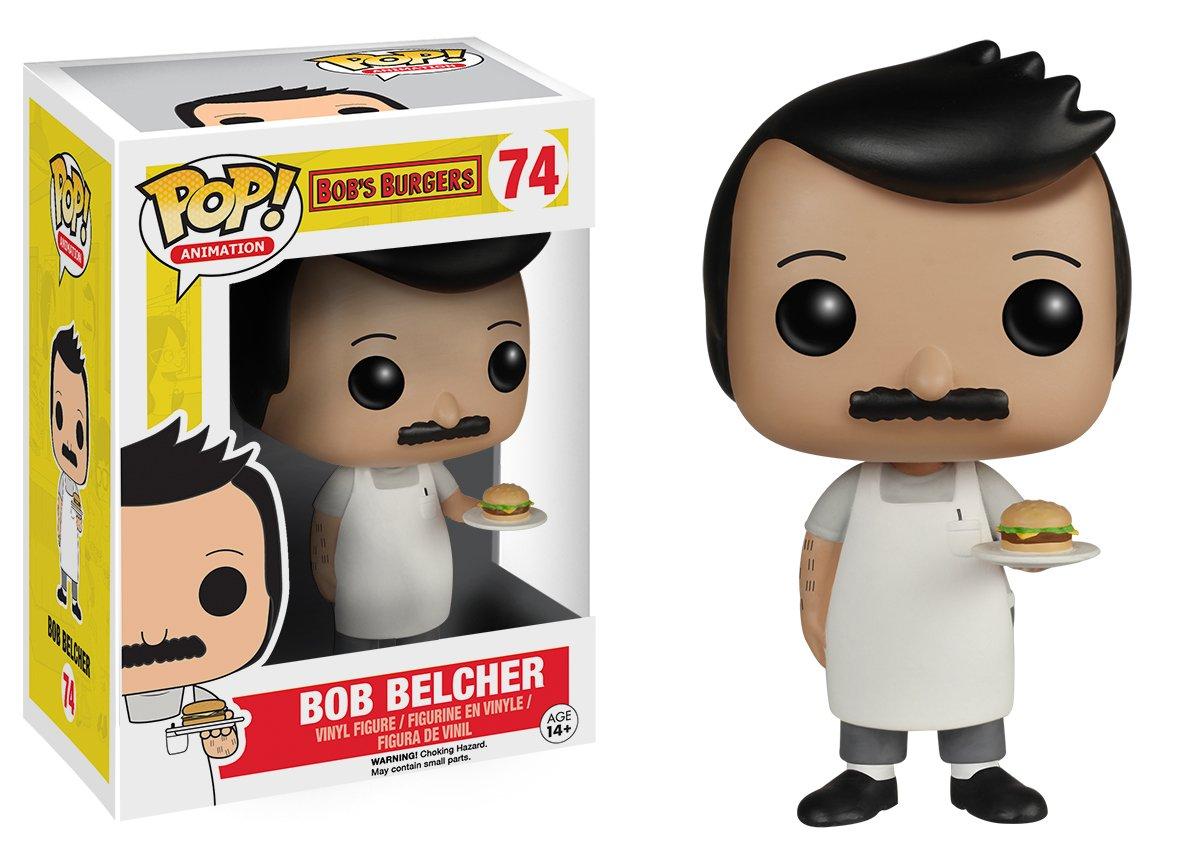 Amazon com funko pop animation bobs burgers action figure funko pop animation toys games