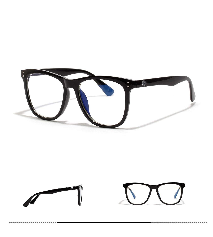 Amazon.com: Mens Blue Light Blocking Glasses Photochromic ...