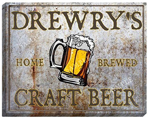 drewrys-craft-beer-stretched-canvas-sign-16-x-20
