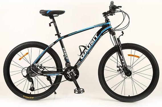 LISI Bicicleta de montaña de 26pulgadas de aleación de Aluminio 30 velocidades Velocidad Variable amortiguamiento de Carreteras,Orange: Amazon.es: Deportes y aire libre