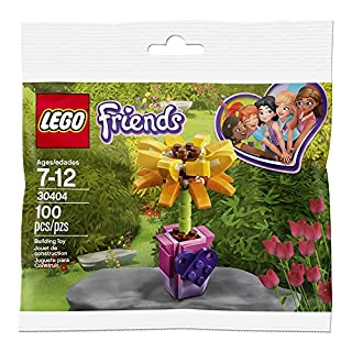 LEGO Friends 30404 Daisy Flower in Box (100 pc bagged set)