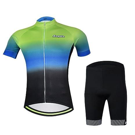 472726e69 Amazon.com   Aogda Bike Jerseys Biking Shirts Mens cycling shorts ...