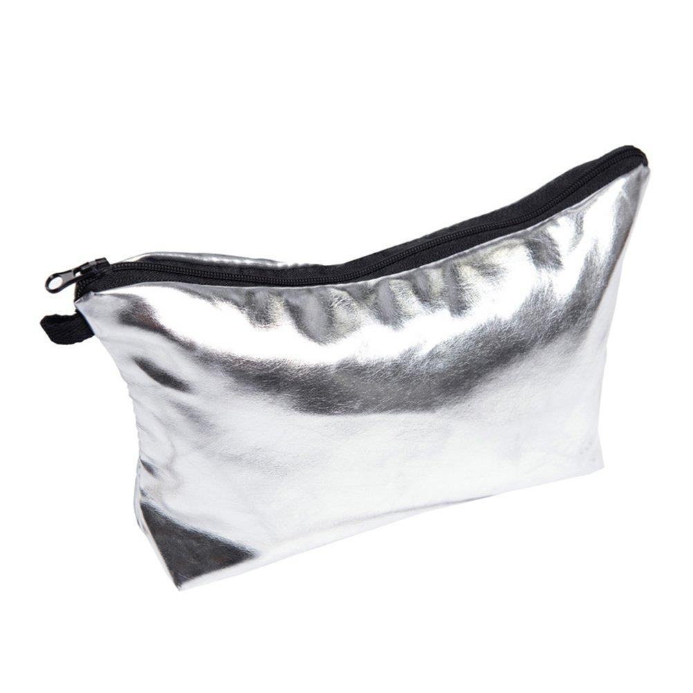 TOYMYTOY Make up Mäppchen wasserdichte klein Kosmetiktasche mit Reißverschluss Kulturbeutel für Handtasche Reisetasche