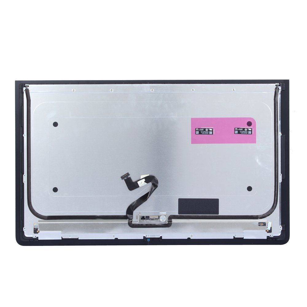 LCD Screen Display for iMac 21.5'' A1418 LCD LM215WF3(SD)(D1) 2012 2013 2014 with Tape Stipe (661-7109, 661-7513, 661-00156) by willhom