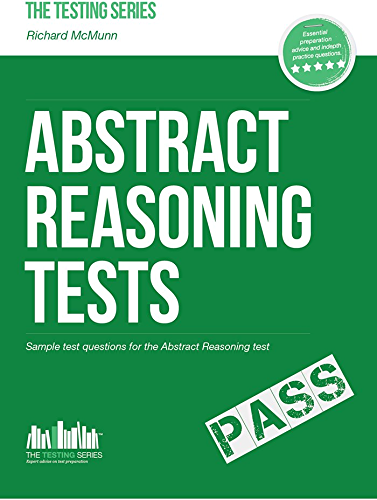 ABSTRACT REASONING TESTS: Sample Test Questions and answers