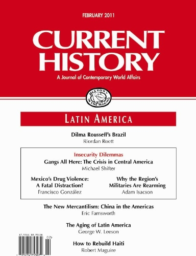 Current History (Latin America Book 110)