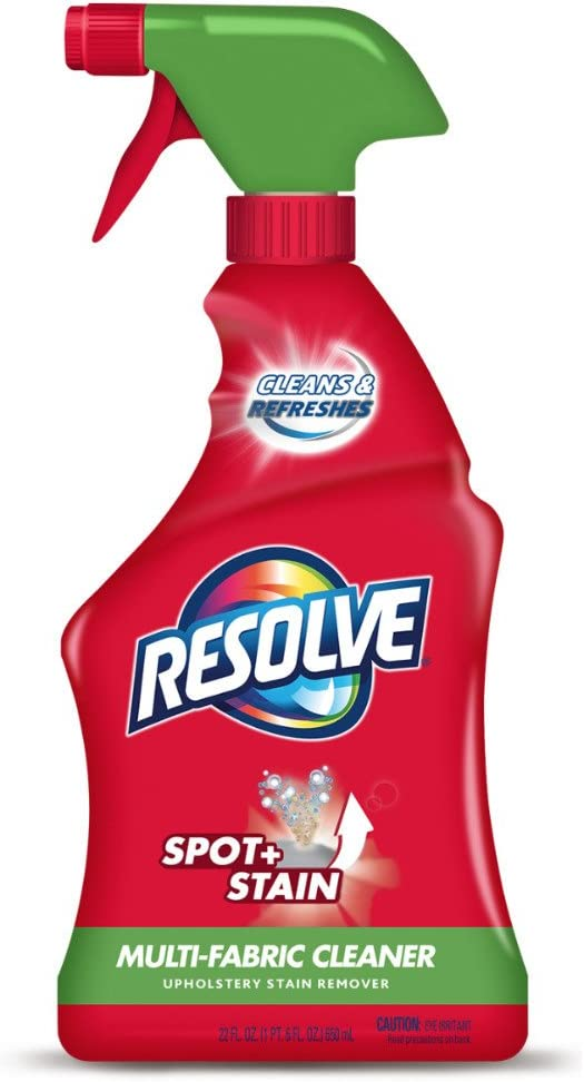 Resolve Multi-Fabric Cleaner - 22 oz
