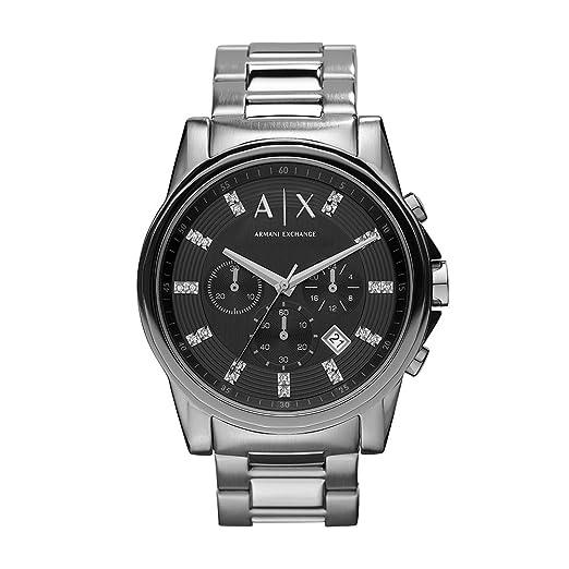 cf569daa4ed3 Reloj Emporio Armani para Hombre AX2092  Armani Exchange  Amazon.es  Relojes