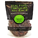 Honest to Goodness Organic Dried Apricots, 1kg
