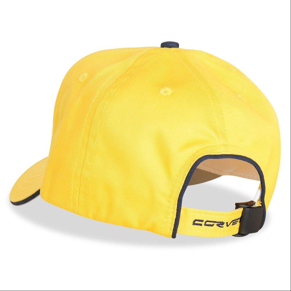 West Coast Corvette C6 Corvette Hat Exterior Color Matched with C6 Logo Black Camaro