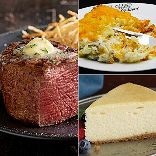 1 New York Steak - 5