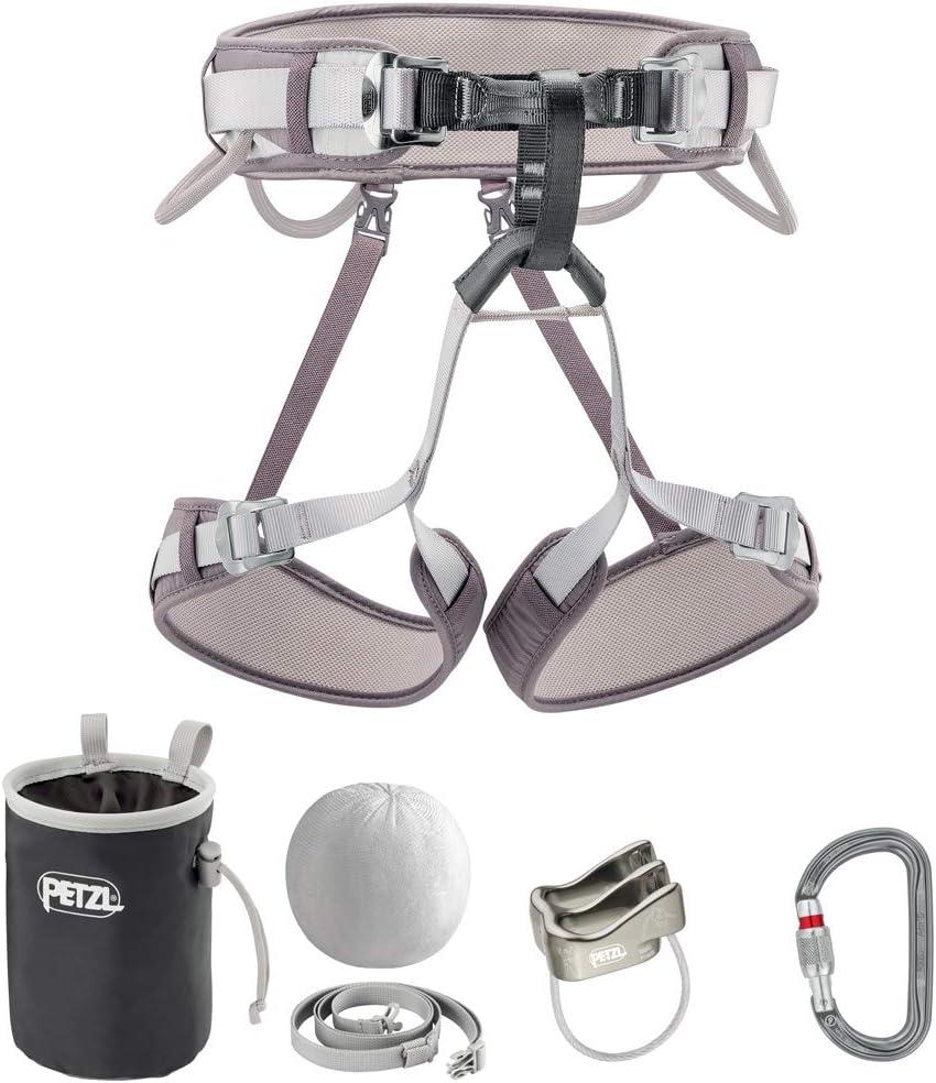 Petzl -Kit Corax 2 Kit Escalada: Amazon.es: Deportes y aire libre
