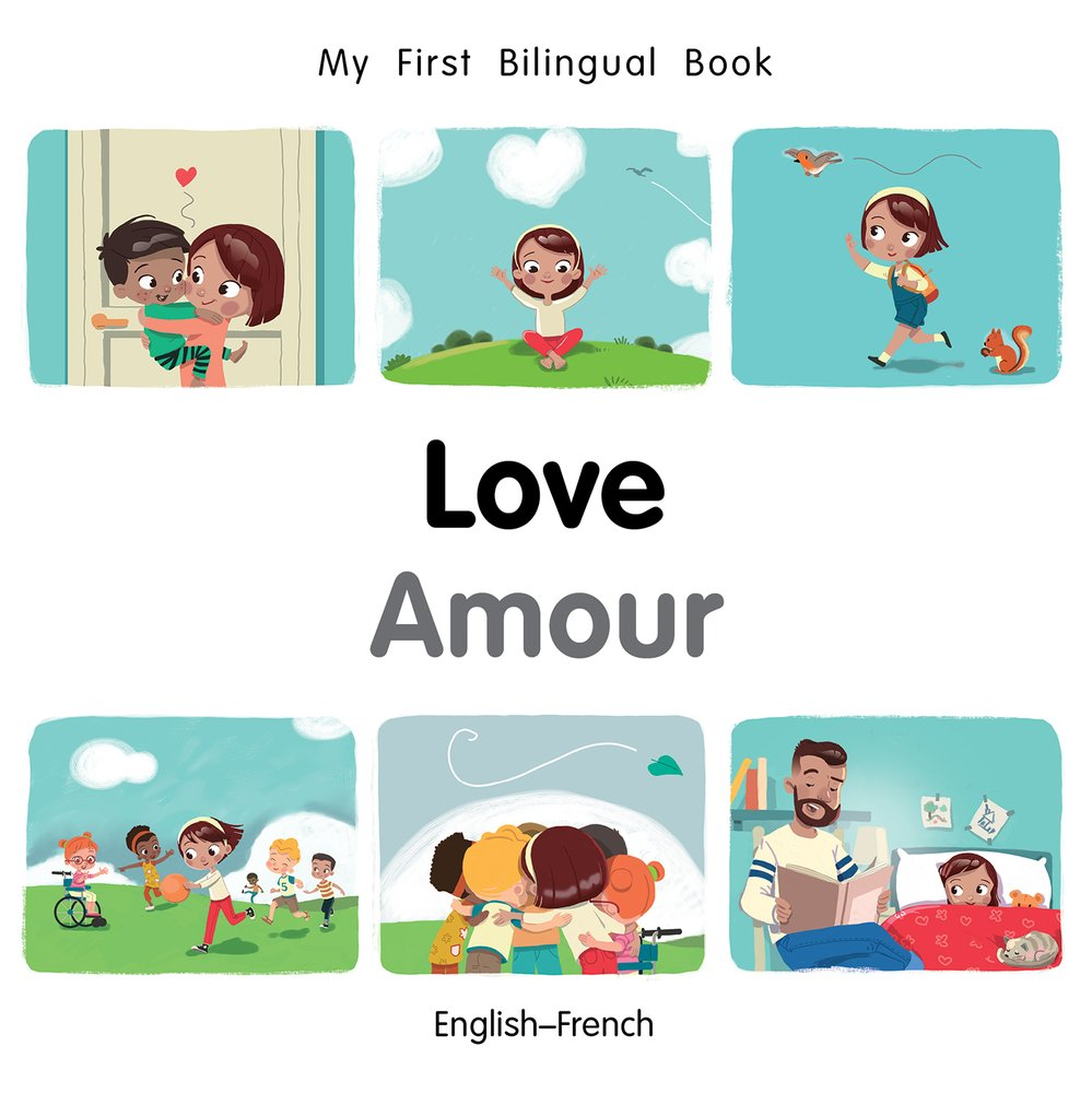 Download My First Bilingual Book–Love (English–French) (French and English Edition) pdf epub