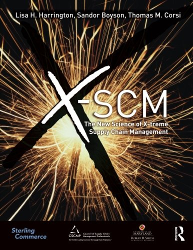 (X-SCM The New Science of X-treme Supply Chain Management)