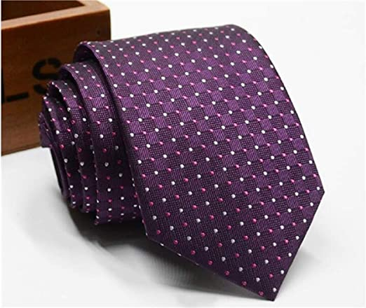 Salamii - Corbata de Boda para Hombre, diseño de Ondas, Color ...