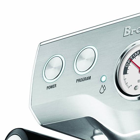 Amazon.com: Breville bes820 X L Die-Cast 15-Bar programable ...