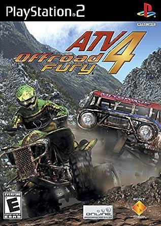 Sony ATV Offroad Fury 4 - PS2 vídeo - Juego (PlayStation 2, Racing, EC (Niños)): Amazon.es: Videojuegos