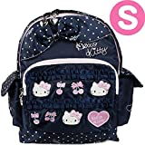 Hello Kitty Backpack Rucksack S Hello Kitty school promoted Navy series