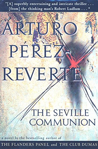 Seville Cathedral (The Seville Communion: A Novel)