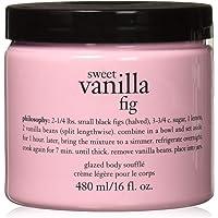 Philosophy Sweet Vanilla Fig Glazed Body Soufflle 16 fl. oz