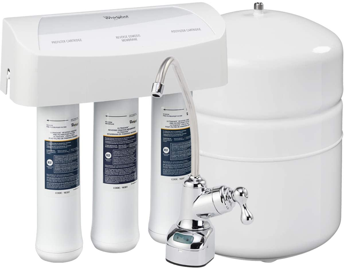 Whirlpool WHEERF Replacement Water Filter Cartridges: Home Improvement