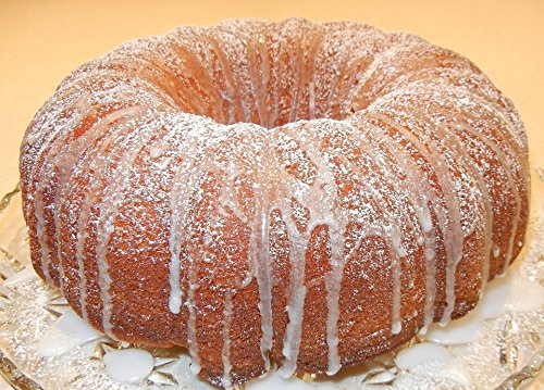 Home Comforts LAMINATED POSTER Baking Cake Citrus Cake Confectioner Sugar Poster by Home Comforts