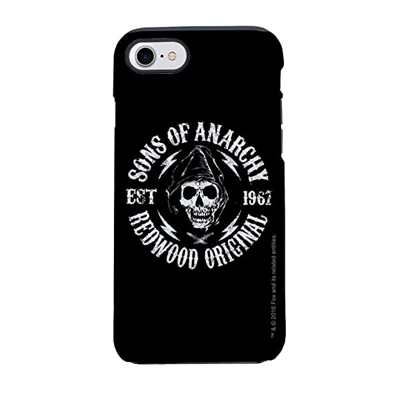 size 40 536ee 2d952 CafePress - Sons of Anarchy Redwood - iPhone 8 / iPhone 7 Phone Case, Tough  Phone Shell
